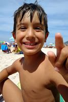 Histórias Sobre Meu Filho: Areia na sunga