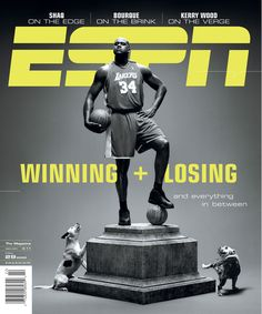 May 29, 2000 cover featuring Shaquille O'Neal