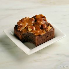 peanut brittle :: The Ultimate Brownie Bakery and Trendsetter in Sweet Treats : Brownies by Beverly Hills Brownie Company