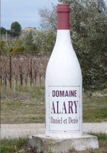 Domaine Alary Daniel & Denis, Cairanne - Rec by P Wells
