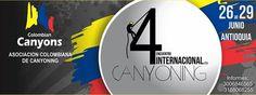 Espeleo Club de Descenso de Cañones (EC/DC): 4TO ENCUENTRO INTERNACIONAL DE CANYONING (26-29 ju...