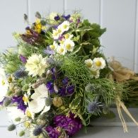 Country Living UK - lovely article about a woman living her dream as a flower farmer