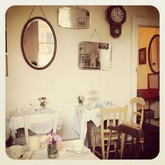 charterhouse tea rooms