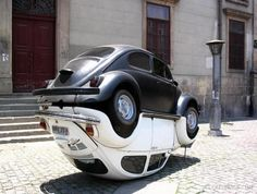 "New meaning to the term ""Love Bug"""