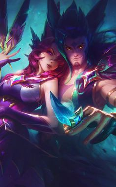 Xayah and Rakan, video game, League of Legends wall. - Xayah and Rakan, video game, League of Legends wallpaper Lol League Of Legends, Legends Of Legends, Lucian League Of Legends, League Of Legends Fondos, Ezreal League Of Legends, Rakan League Of Legends, Desenhos League Of Legends, League Of Legends Characters, Cosplay League Of Legends