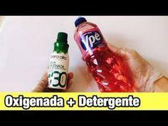 Natural Shampoo, Drink Bottles, Cleaning Hacks, Helpful Hints, Life Hacks, Water Bottle, Slime, Diy, Youtube