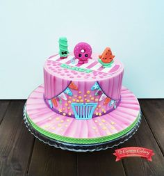 shopkins party food ideas - Google Search