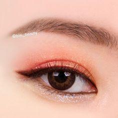 korean makeup – Hair and beauty tips, tricks and tutorials Korean Makeup Look, Korean Makeup Tips, Korean Makeup Tutorials, Asian Makeup, Kiss Makeup, Cute Makeup, Beauty Makeup, Makeup Looks, Hair Makeup