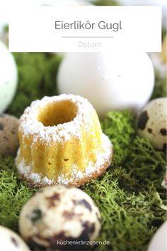 Eierlikör-Kokos-Gugl - fürs Osternest sooo gut! Küchenkränzchen