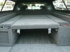 Protect your truck with a carpet kits and when the time comes you can easily remove it within a minute. These carpet kits are custome made to your truck bed Truck Bed Slide, Truck Bed Camping, Rv Camping, Camping Ideas, Truck Topper Camping, Camping Kitchen, Camping Activities, Glamping, Truck Accessories
