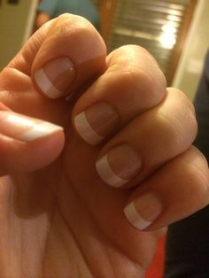 French! Need to try different colored tips!
