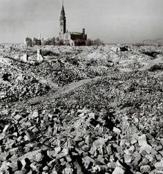 Robert Capa, Warsaw, Poland, October 1948.