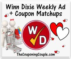Here is the #WinnDixie Ad for 6-4 to 6-10 with #CouponMatchups.   Click the link below to get all of the details  ► http://www.thecouponingcouple.com/winn-dixie-ad-for-6-4-14/