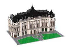 Baroque Masterpiece | ArchBrick | LEGO Architecture Blog