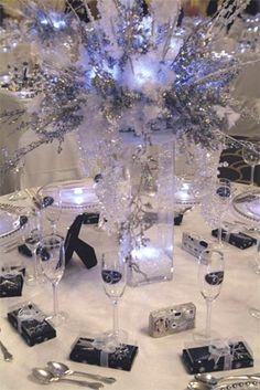 Art 2012 Wedding Trends: DIY Glitter Decor centerpiece-ideas