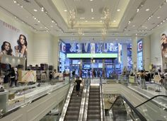Forever 21 - Times Square 91,257 square feet megastore is bigger, better, and bolder than any other Forever 21.