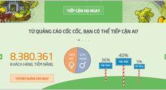 Cốc Cốc là trình duyệt thuần việt với bộ công cụ mạnh mẽ phù hợp với nhu cầu của người Việt như: Cỗ máy tìm kiếm tiếng việt, dịch vụ giải toán thông minh ...