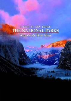 Ken Burns: The National Parks: America's Best Idea (2009) Beautiful for obvious reasons.