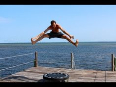 Rebounding: The Best Exercise for your Immune System from Chris Wark -- tips and suggestions to maximize lymphatic circulation and immune benefit