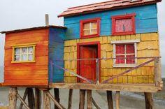 Palafitos of Chiloé, Chile