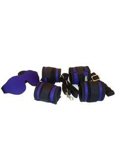 Buy Whip Smart Explore Bondage Kit Exotic Purple online cheap. SALE! $53.49