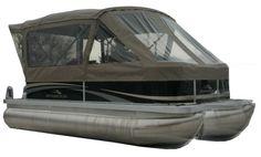 Pontoon-boat-top-full-enclosure-fit-on-Bennington-20-SLI-2010
