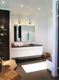 Bambula: Kylpyhuoneen ja saunan remontti