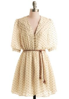 NOT FOR SWAP OR SALE - Dress-tined to Be Together (S)- #ModCloth February 2012 - My B-day present to myself :)