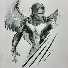 #Archangel by Peter Nguyen @ nycc  special edition
