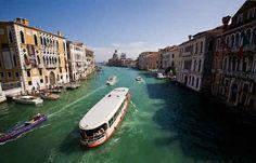 Linea Uno Vaporetto -- Venice, Italy