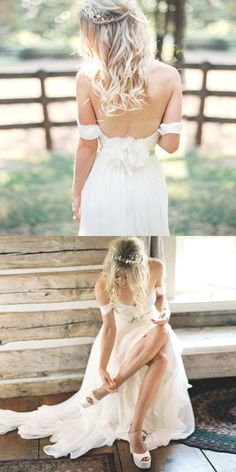 White bride dresses. All brides imagine finding the most suitable wedding ceremony, but for this they require the ideal bridal wear, with the bridesmaid's dresses enhancing the brides-to-be dress. The following are a variety of suggestions on wedding dresses.