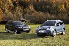 New #Subaru Forester arrives in Ireland