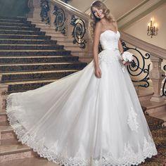 wedding dress vestido de noiva tomara que caia.05