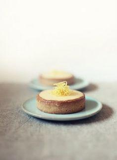 lemon tartlet