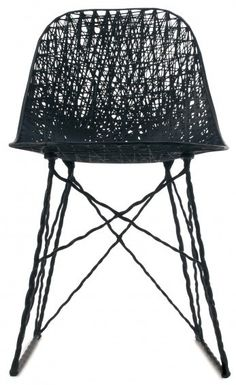 Carbon Chair by Bert Jan Pot - via Coco lapine blog