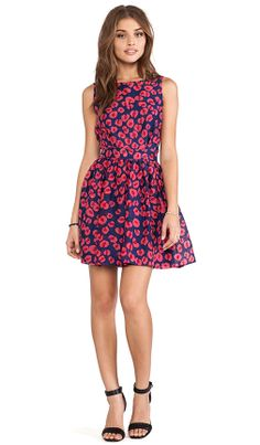 Backless Thakoon Printed Dress * Kentucky Derby Dresses
