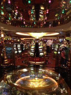 casino, navigator of the seas. @Royal Caribbean International