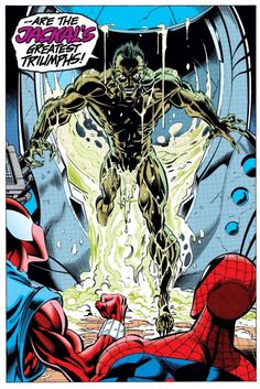 The return of the Jackal (from Amazing Spider-Man #399)