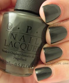 just go this color today.    OPI Nein! Nein! Nein! Ok Fine!