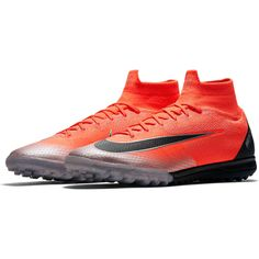 ae6c655d914c Shop for the Nike CR7 SuperflyX 6 Elite Turf Soccer Shoe from SoccerPro. Soccer  Shoes