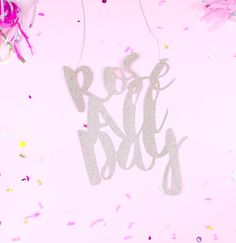 Rose all day..!