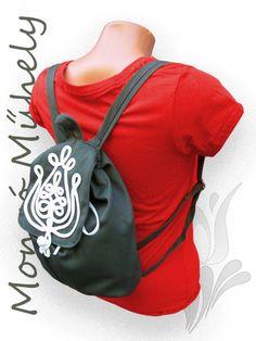 Zsinórozott női hátizsák - Keki
