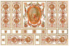 Стены,полы,плитка,оформление - Пуппен Прорезные - веб-альбомы Picasa