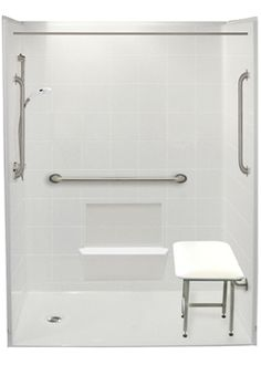 freedom accessible showers