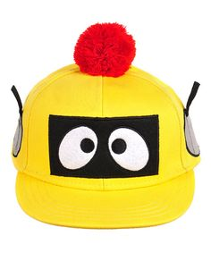 "Yo Gabba Gabba! ""Plex"" Baseball Hat (One Size) - CookiesKids.com $9.99"