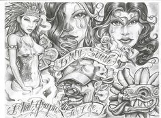Boog Tattoo Took Approx 4 Hours By Ray Tutty The Studio Chicano Art Tattoos, Chicano Drawings, Chicano Lettering, Gangster Tattoos, Arte Cholo, Cholo Art, Boog Tattoo, Tattoo Flash, Dragon Tattoo Art