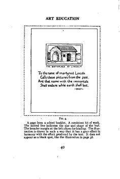Art education public domain book