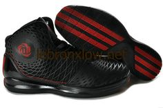 best sneakers 56551 66480 Adidas D Rose 3.5 Spider Man Black Red Black G48837 On The Road for sale  Adidas