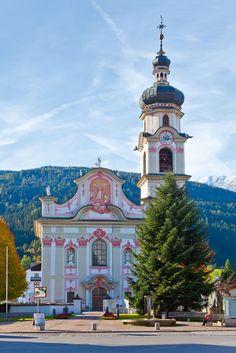 Goetzens near Innsbruck, Tyrol, Austria