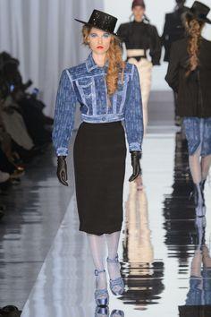 Gli anni '80 protagonisti alla haute couture di Jean Paul Gaultier